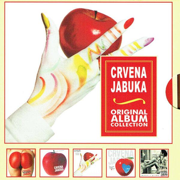 Crvena Jabuka Original Album Collection